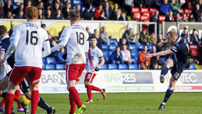 See highlights of Kilmarnock's 2-1 win over Ross County
