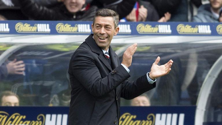 Rangers 4-0 Hamilton Accies: First win for Caixinha