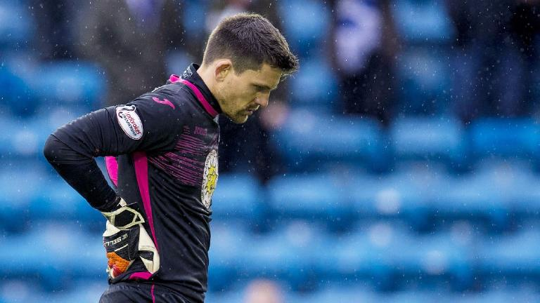 Kilmarnock 1-1 Partick Thistle: Cerny gives away a point