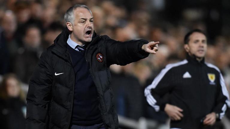 Ray McKinnon warns Dundee Utd to take Saints seriously