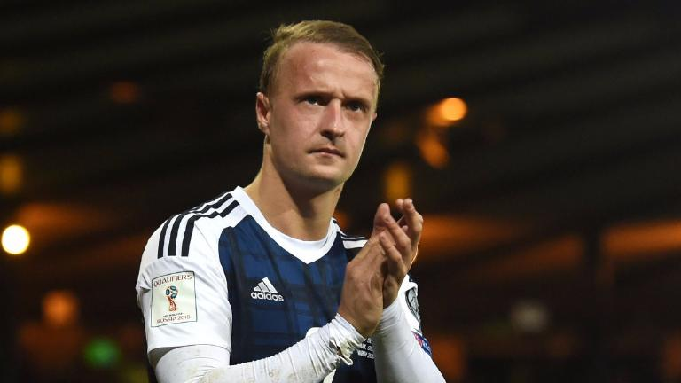 Injured Leigh Griffiths ruled out of Scotland friendly
