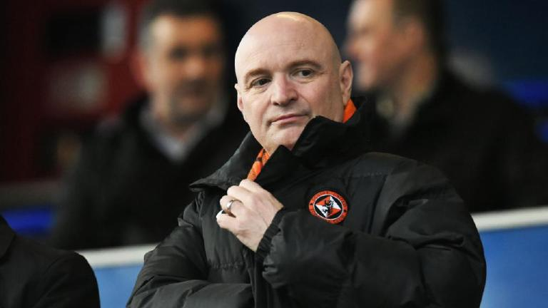 Thompson:  Administration won't happen at Dundee United