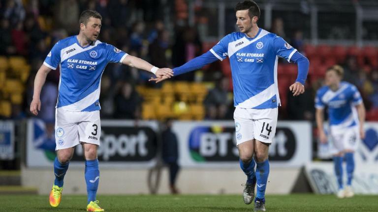 St Johnstone 1-0 Hearts: Shaughnessy sinks Cathro's men