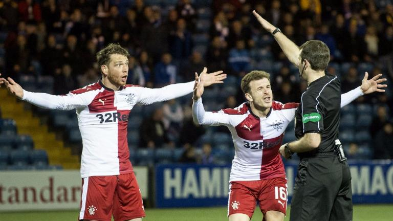 Kilmarnock 0-0 Rangers: Third draw in four games for Gers