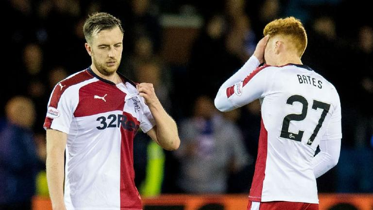 Watch Rangers stumble again in goalless draw with Killie
