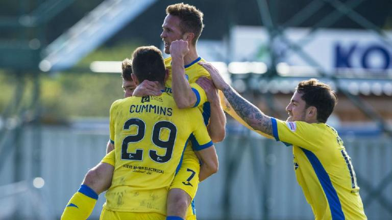 Watch St Johnstone strengthen bid for Europe with 3-0 win