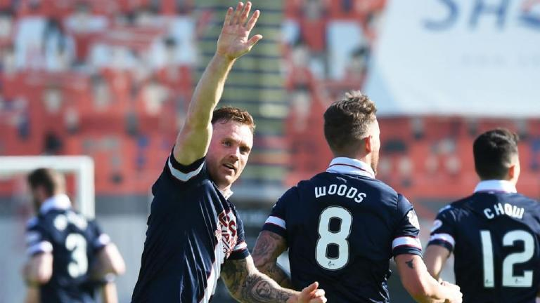 See Ross County deny Accies vital win in the relegation zone