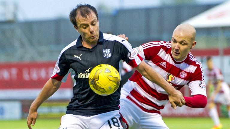 Dundee and Hamilton in potential play-off showdown