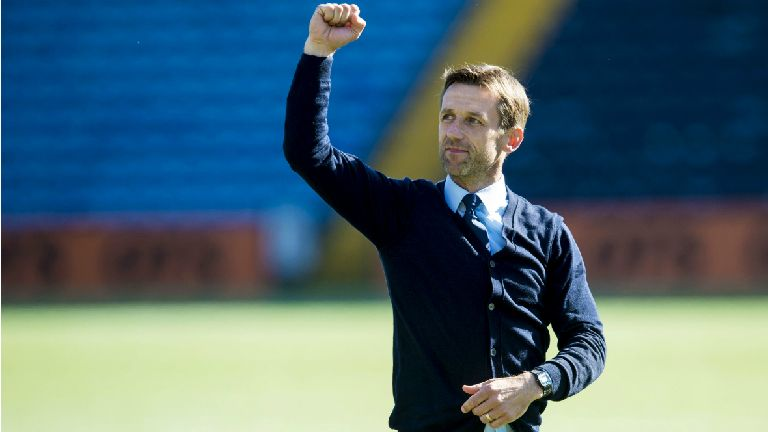 Neil McCann leaves Dundee as club look for new manager
