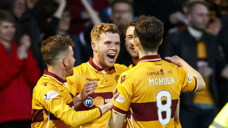 Watch Motherwell secure Premiership safety with 3-1 win