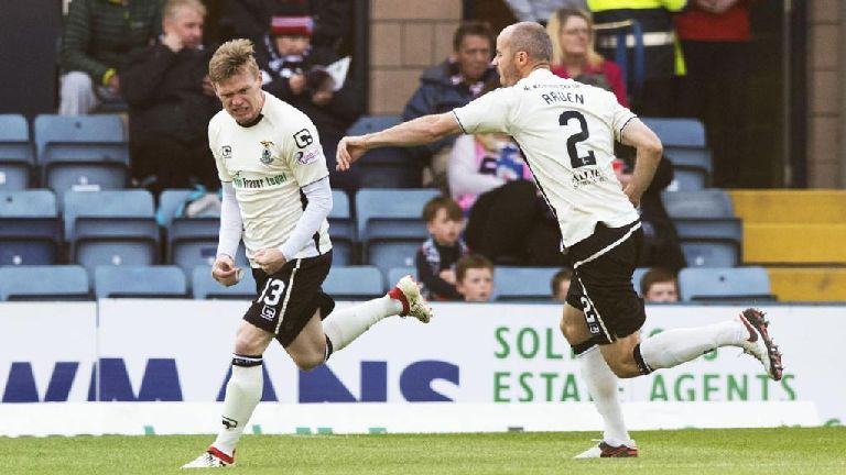 See Inverness boost survival hopes with win over Dundee
