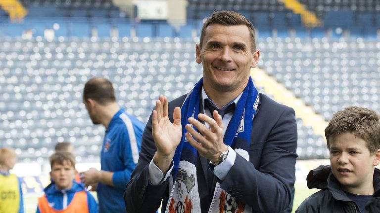 McCulloch keen for talks over Kilmarnock job to conclude
