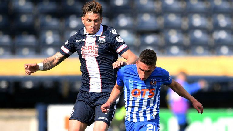 Watch Boyce secure top scorer status in County's 2-1 win