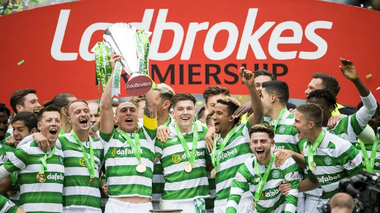 Celtic start Premiership title defence against St Johnstone