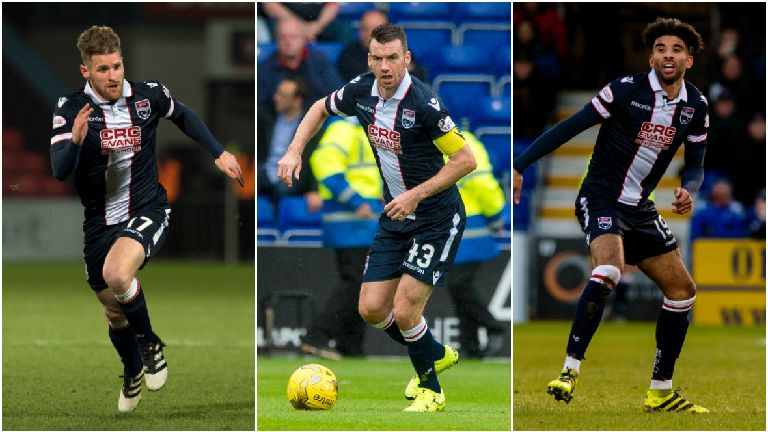 Ross County release three players with two more to follow