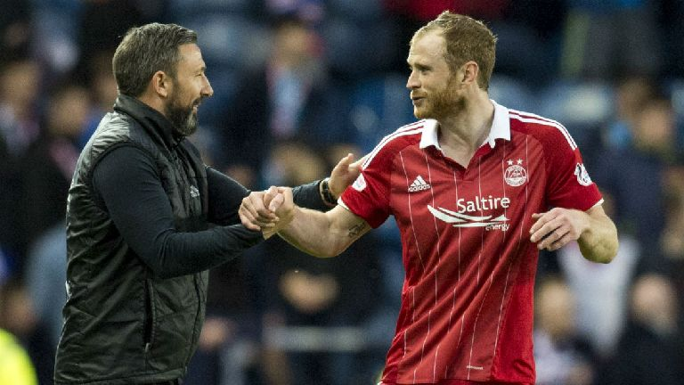 Reynolds: Hampden is my second home so I'll play better
