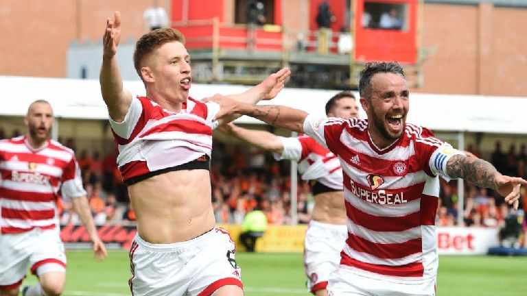 Imrie: You'll still tip Accies for relegation next year