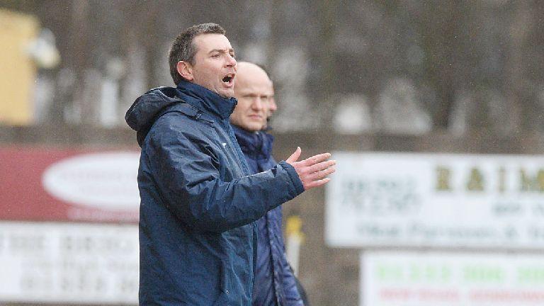 Barry Smith announced as new Raith Rovers manager