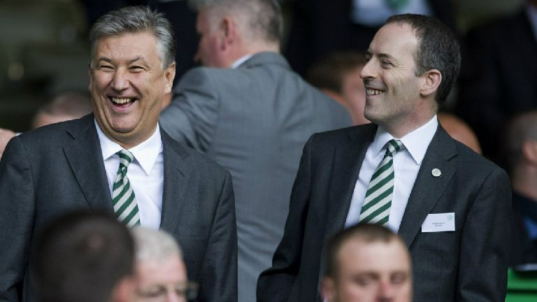 Celtic director steps down after decade with club