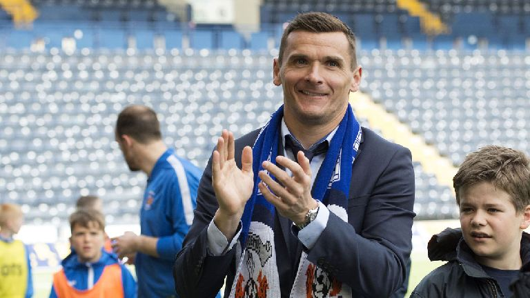 Lee McCulloch to be made permanent Kilmarnock boss
