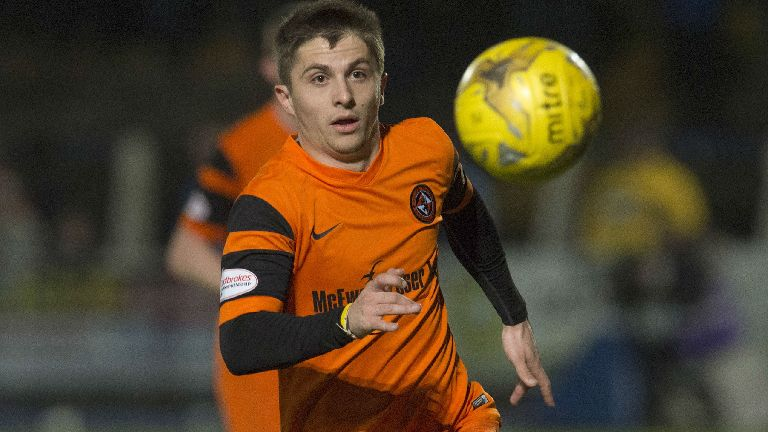 Charlie Telfer becomes 12th Dundee United departure