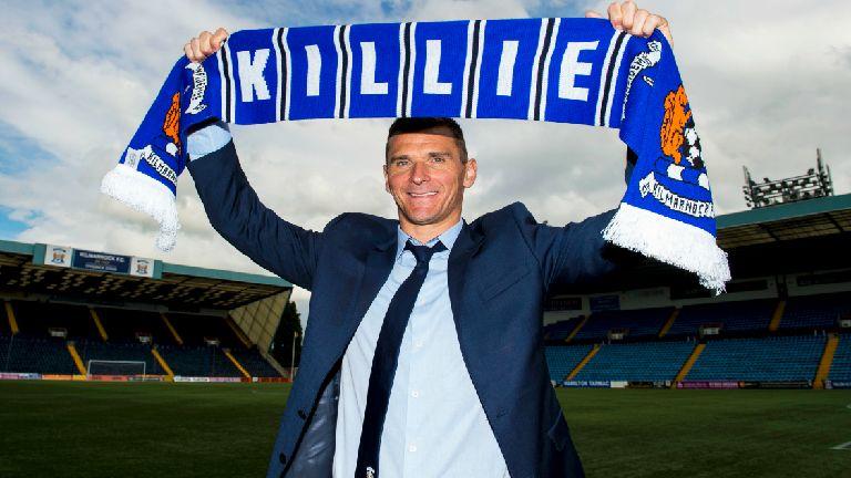 McCulloch: Kilmarnock will feel like a new club next year