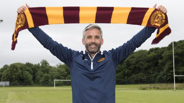 Lasley: Wage cut worth it to become Motherwell assistant
