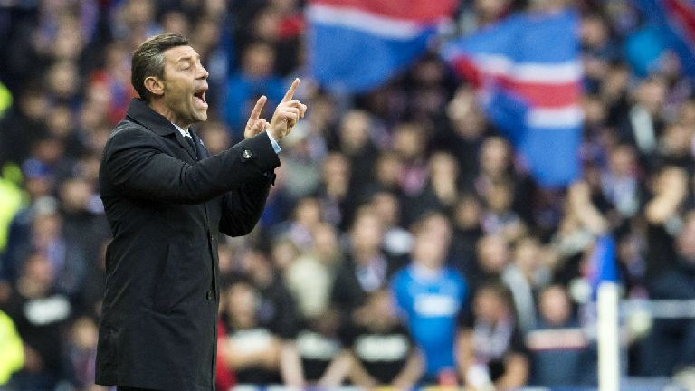 Rangers' slow start doesn't worry manager Pedro Caixinha