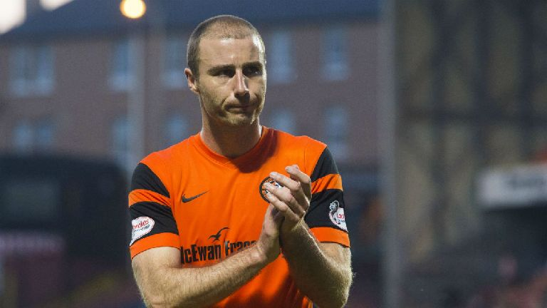 Montrose sign Dundee United's Sean Dillon on two-year deal