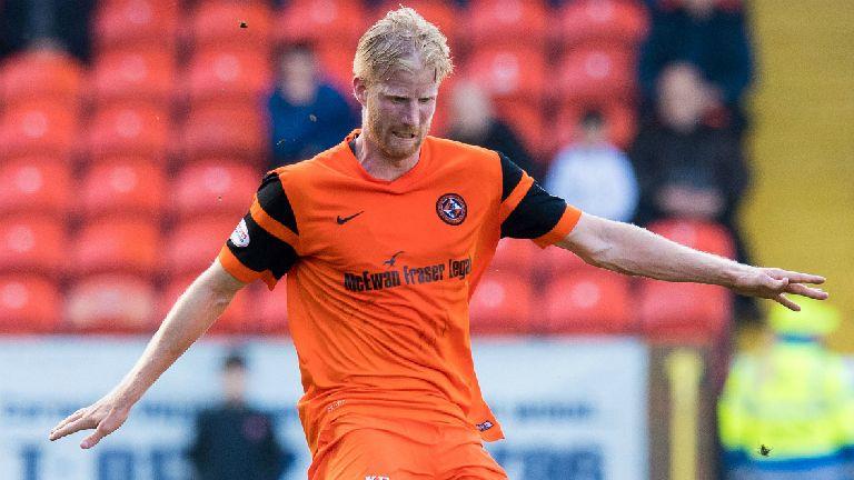 Ross County sign Thomas Mikkelsen on two-year deal