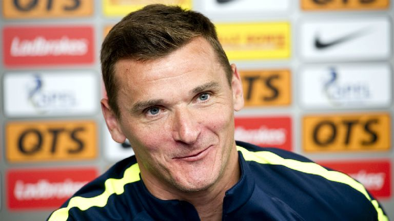 We can't keep relying on youngsters, says Lee McCulloch