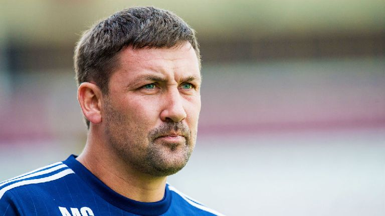 Martin Canning's Accies out to prove pundits wrong