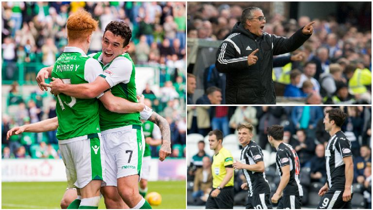 SPFL opening weekend: Talking points from the action