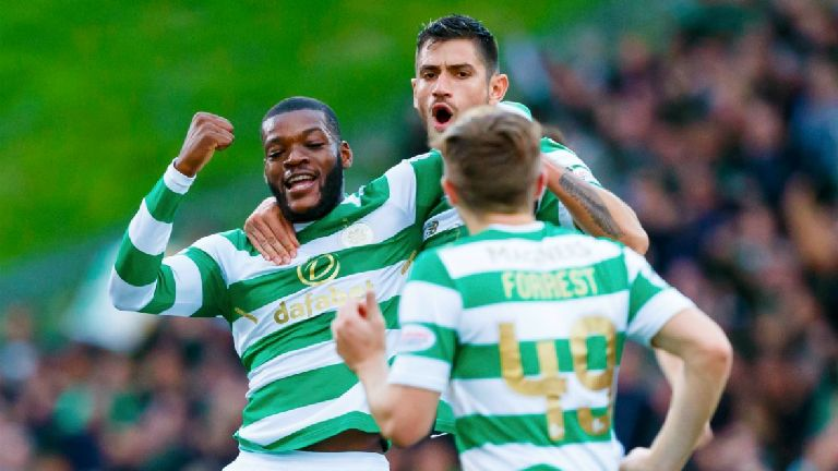 Celtic take all three points after 1-0 win at Thistle