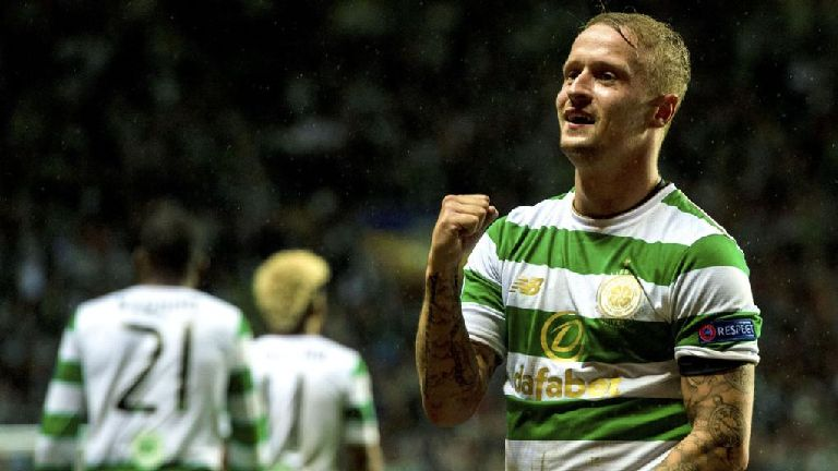 Celtic showed 'complete performance', says Griffiths