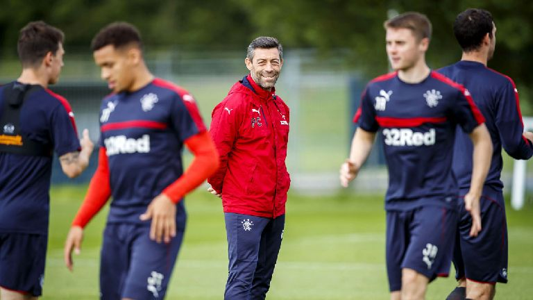 Rangers preparing for 'bad' referee decisions in training