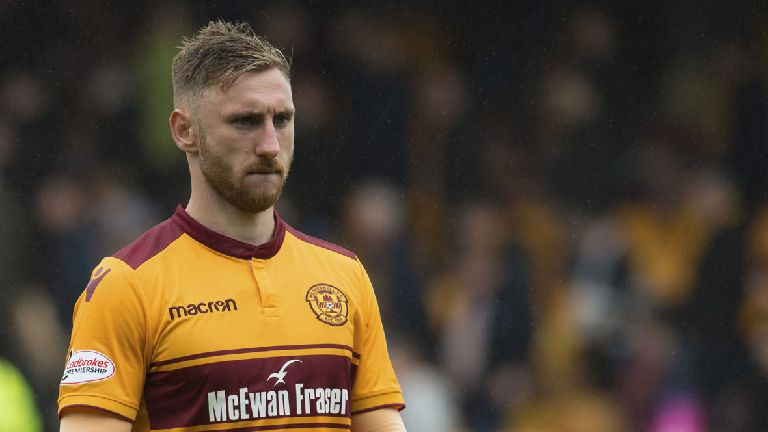 Louis Moult will not sign new contract with Motherwell