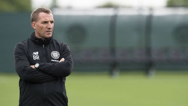 Brendan Rodgers: Work to do to compete with Euro elite