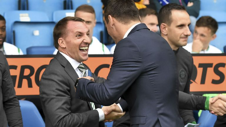Brendan Rodgers: Lee McCulloch is an 'outstanding' manager
