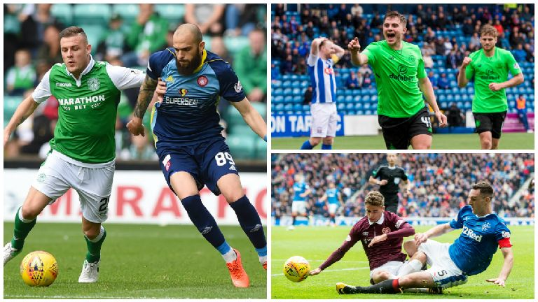 A full summary of Saturday's Scottish Premiership results