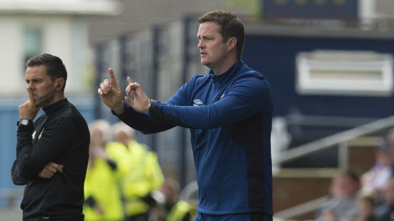 Jon Daly: No news is good news as Hearts choose head coach