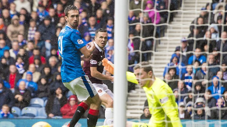 Hardie: I understand Rangers fans booing after draw