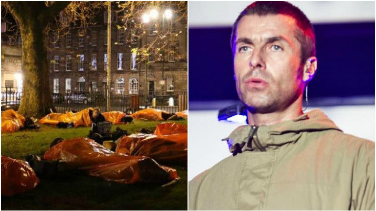 Thousands prepare for sleepout to help homeless pe