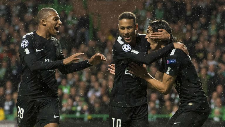 Watch PSG and Bayern Munich's Champions League victories