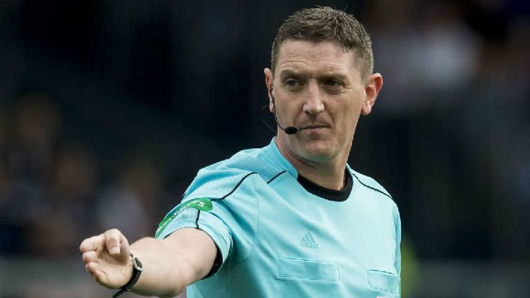Craig Thomson to referee first Old Firm derby of 2017/18