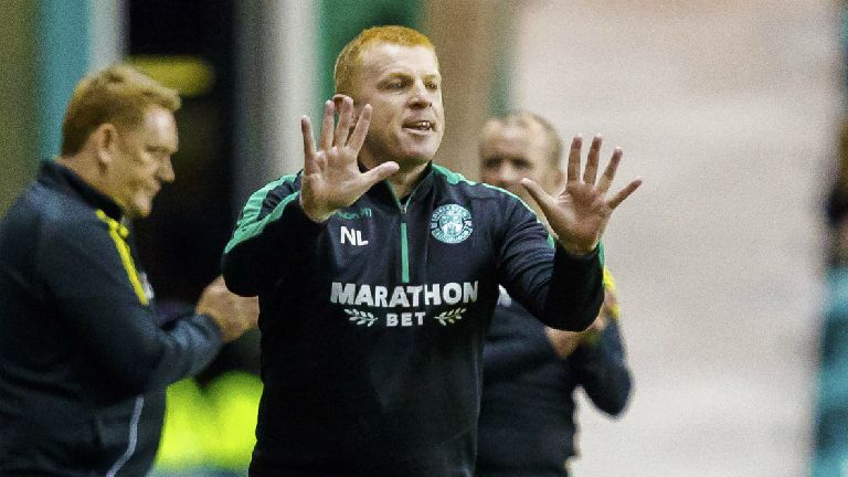 Lennon: I'm a very happy man after Hibs' cup victory