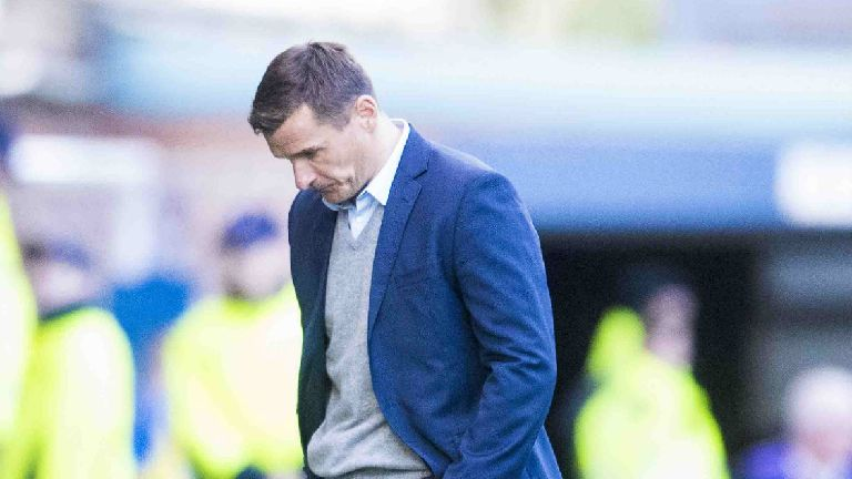 McCulloch: Kilmarnock fans were too kind on the players