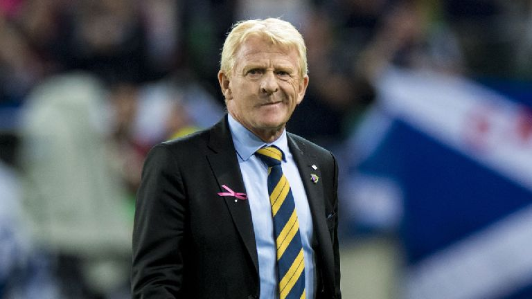 Highs and lows: Gordon Strachan's time as Scotland boss