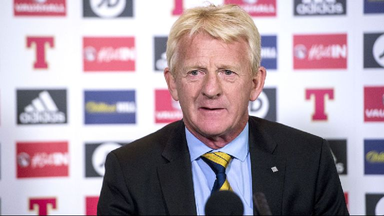 Gordon Strachan leaves Scotland job with immediate effect