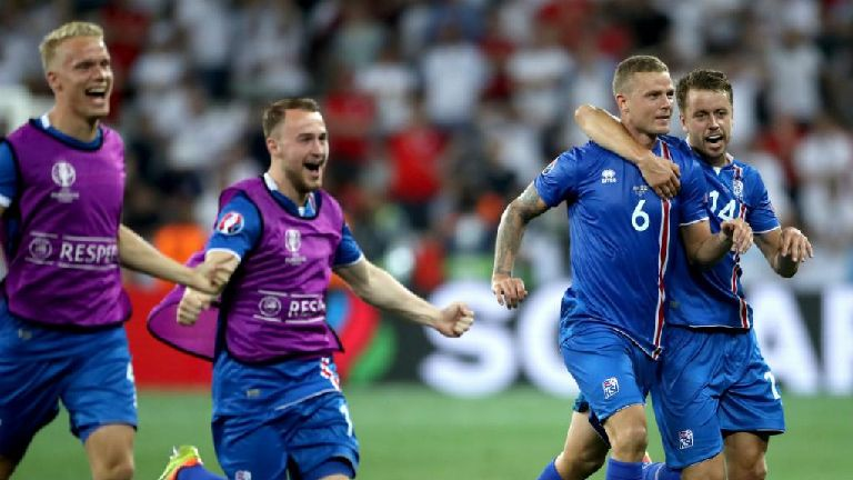 Arnason: Scotland can learn from Iceland's rise to glory